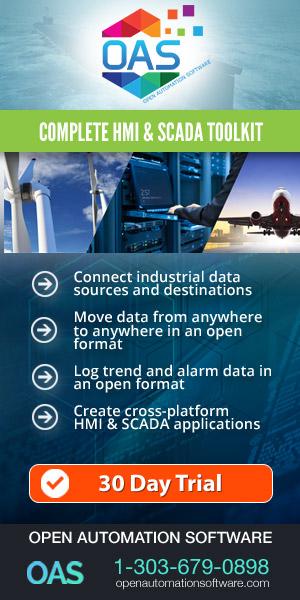 Complete HMI SCADA .NET toolkit