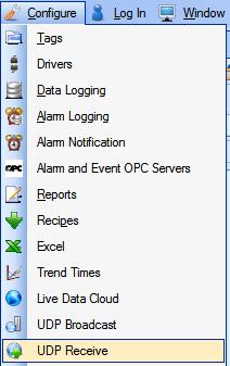 Getting Started-UDP Broadcast