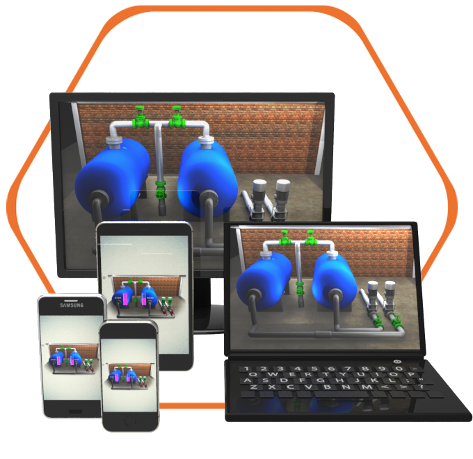 web hmi create web based hmi scada applications open automation software. Black Bedroom Furniture Sets. Home Design Ideas