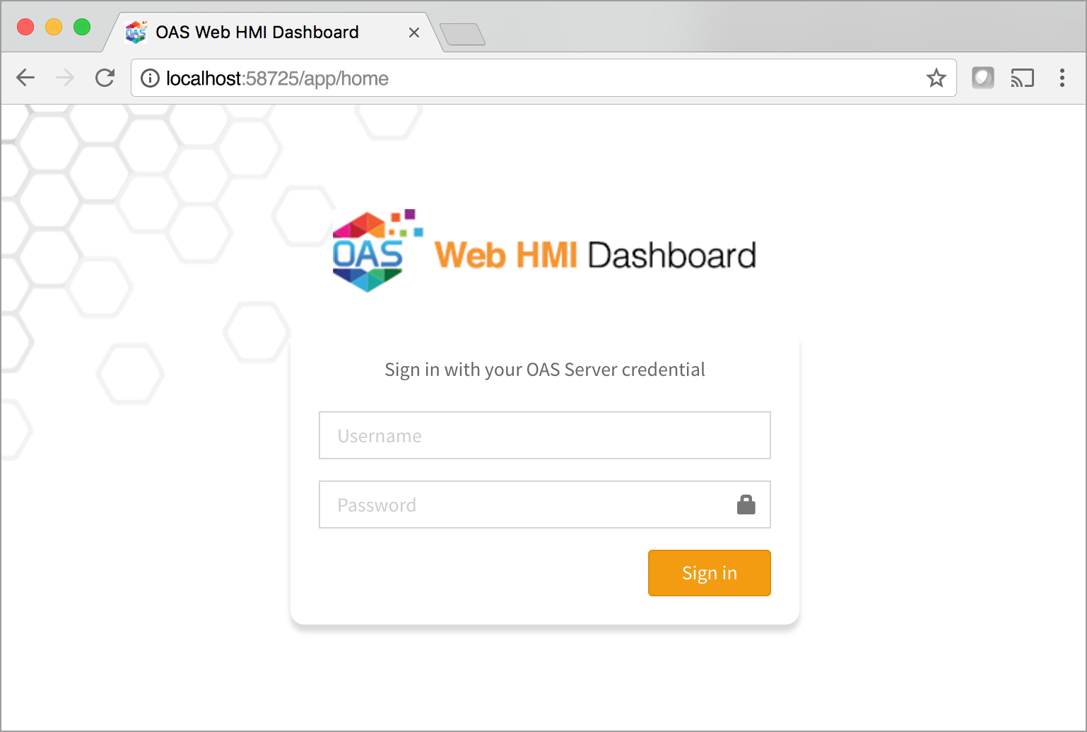 IoT Web HMI Dashboard: Real time data visualization on the web