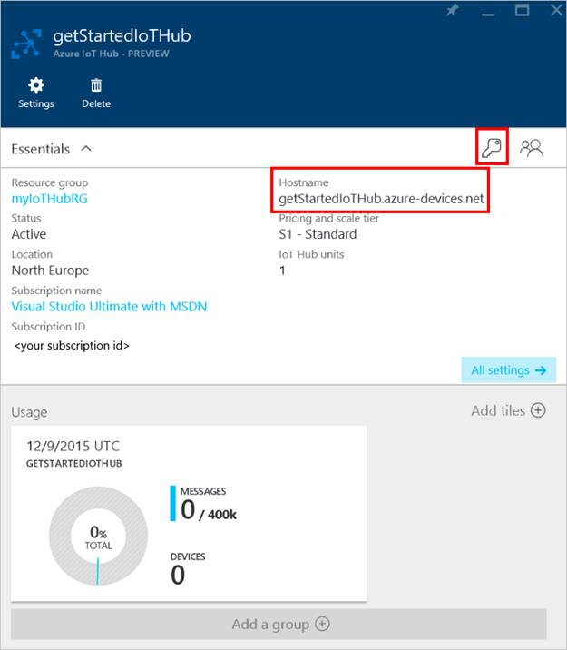 Azure IoT Data Hub_113