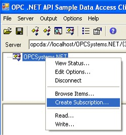OPC Foundation Sample Client | Industrial Internet of Things