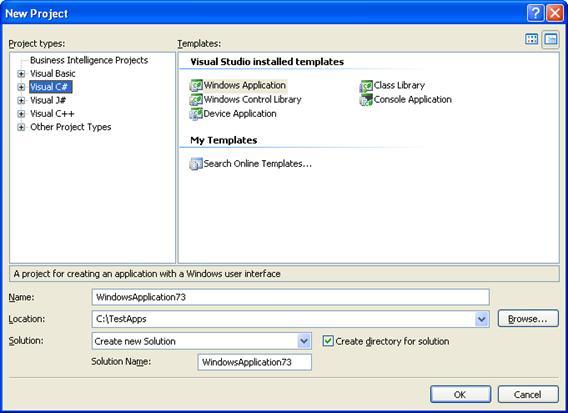 Getting Started –  NET WinForm HMI | Industrial Internet of