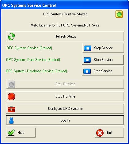 Service Control 1