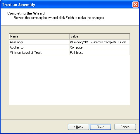 Smart Client with .NET Framework 1.1 471