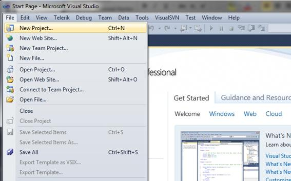 WPF Visual Studio 245
