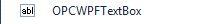 WPF Visual Studio 259