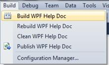 WPF Visual Studio 263
